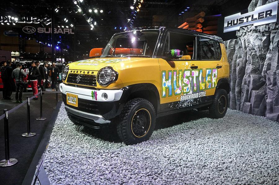 Hustler J Style II