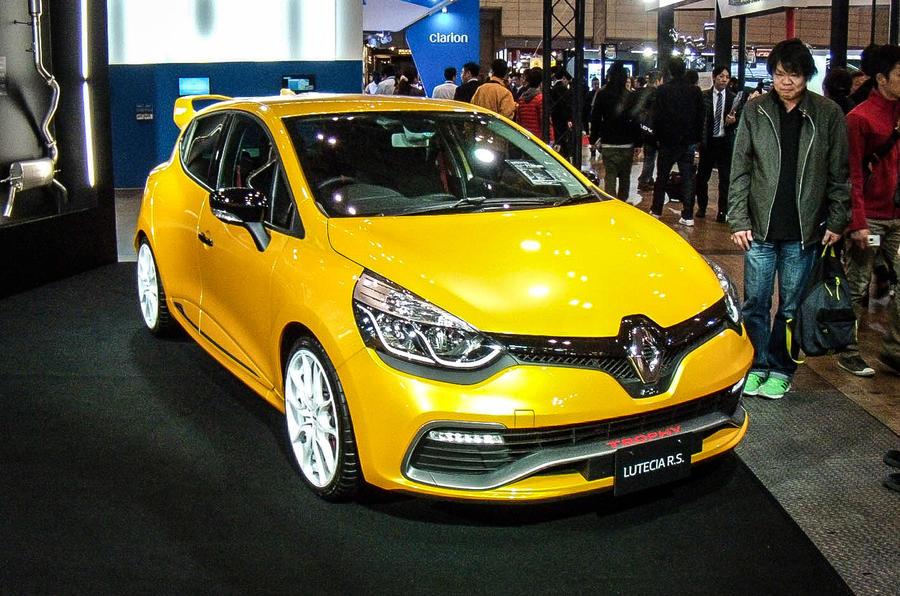 Renault Lutecia (Clio) RS