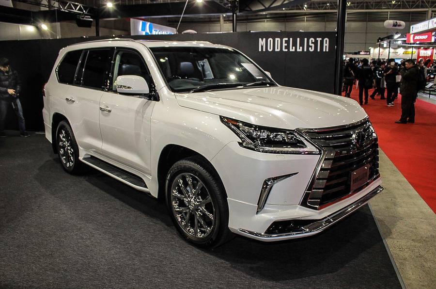 Toyota LX Modellista