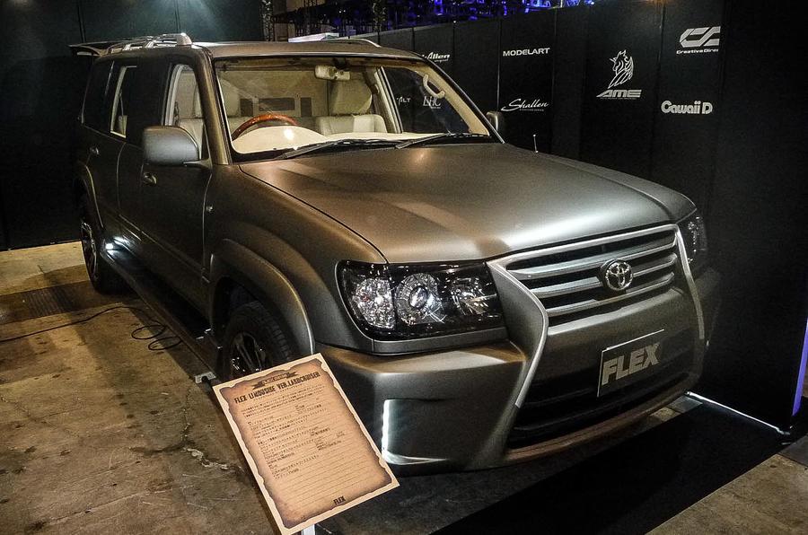 Flex Limousine Landcruiser
