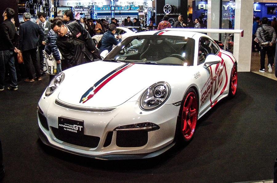 Yokohama Porsche 911 GT3 R