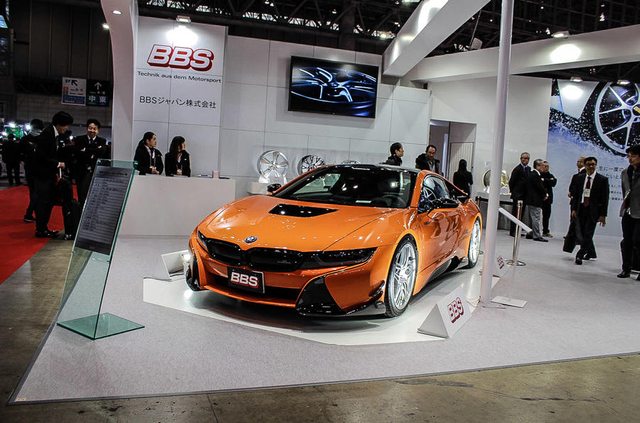 BBS BMW i8