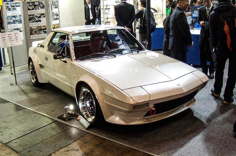 Endless Fiat X1/9