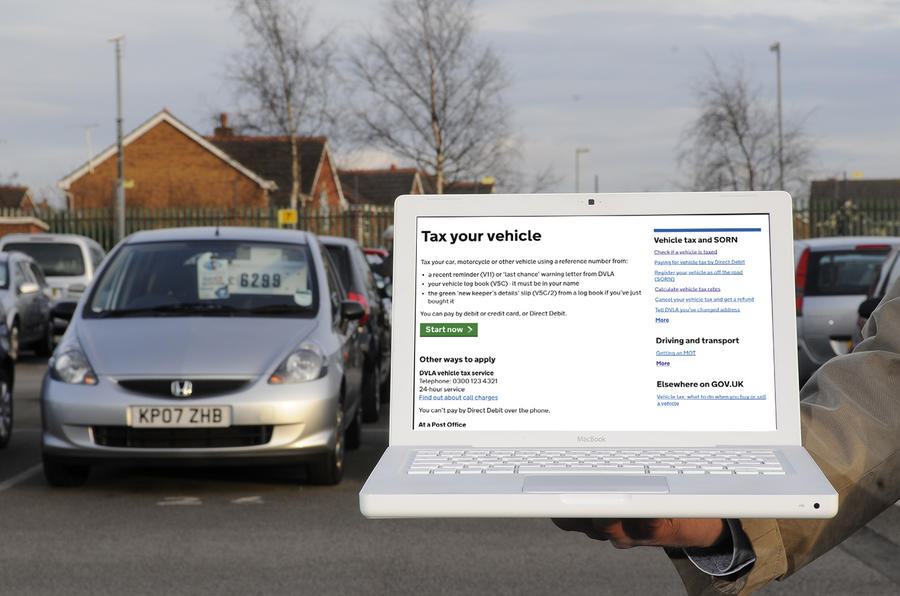 Tax your car - VED guide