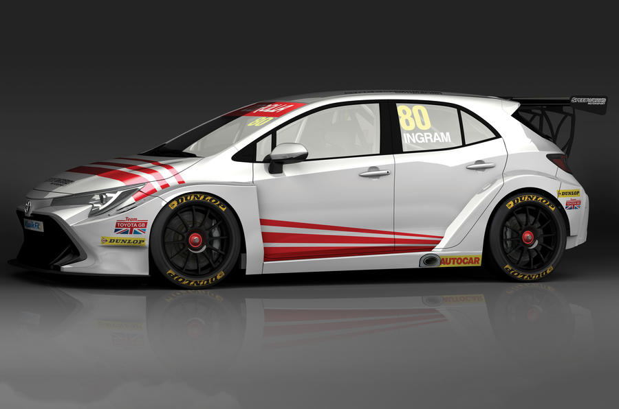 Toyota Corolla race car will break cover as the road car goes on sale