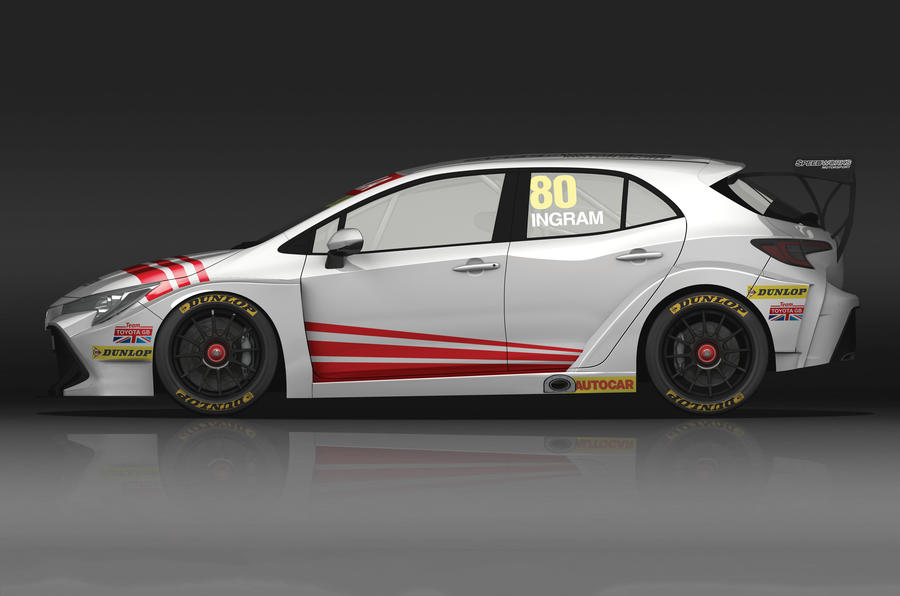 All New 2019 Toyota Corolla To Compete In Btcc Autocar