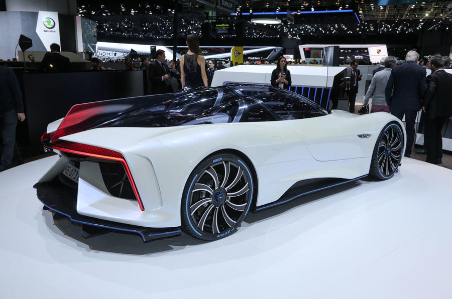 1287bhp Techrules Ren – first diesel-turbine electric supercar revealed