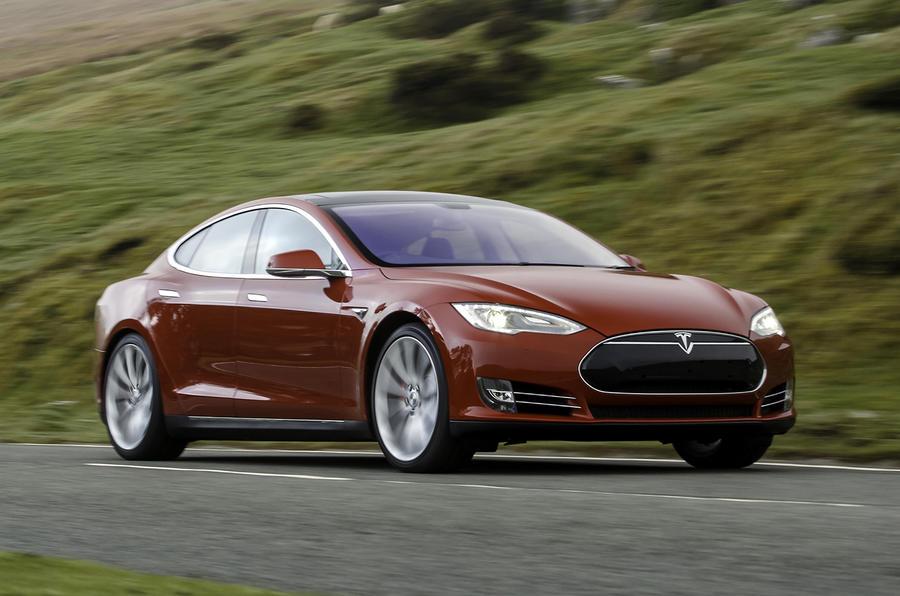 Tesla model s 70d review