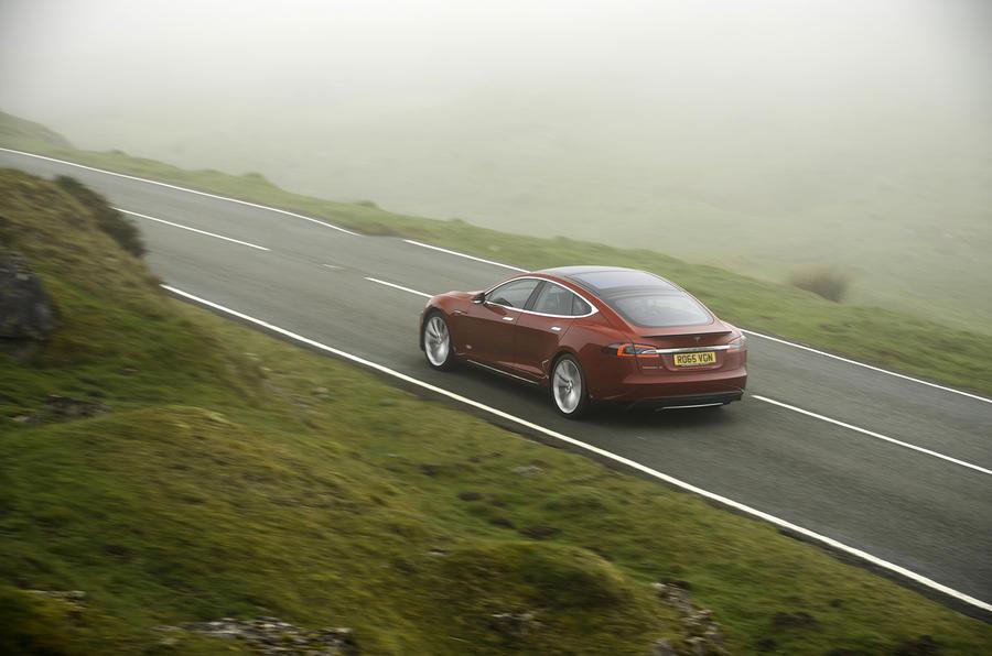 £55,000 Tesla Model S 70D