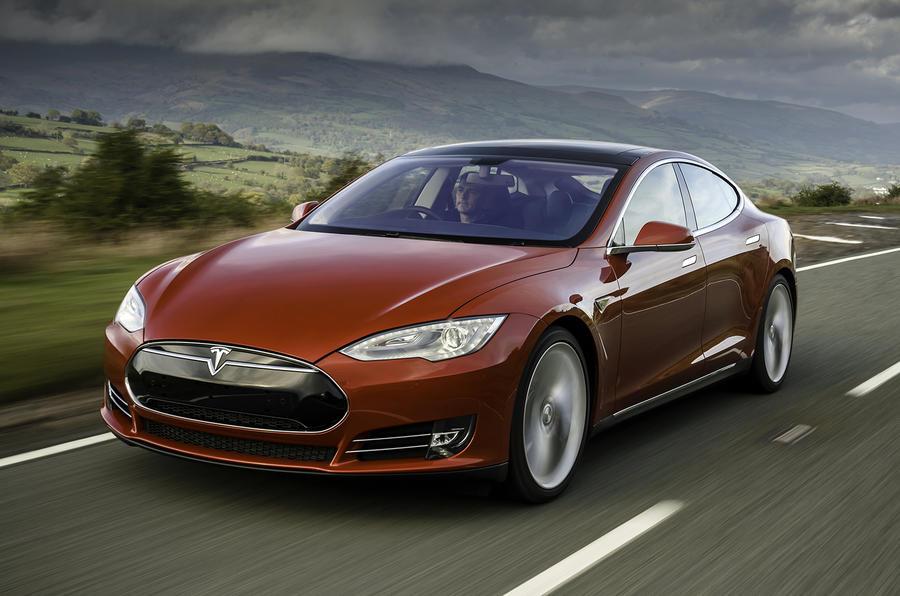 140mph Tesla Model S 70D