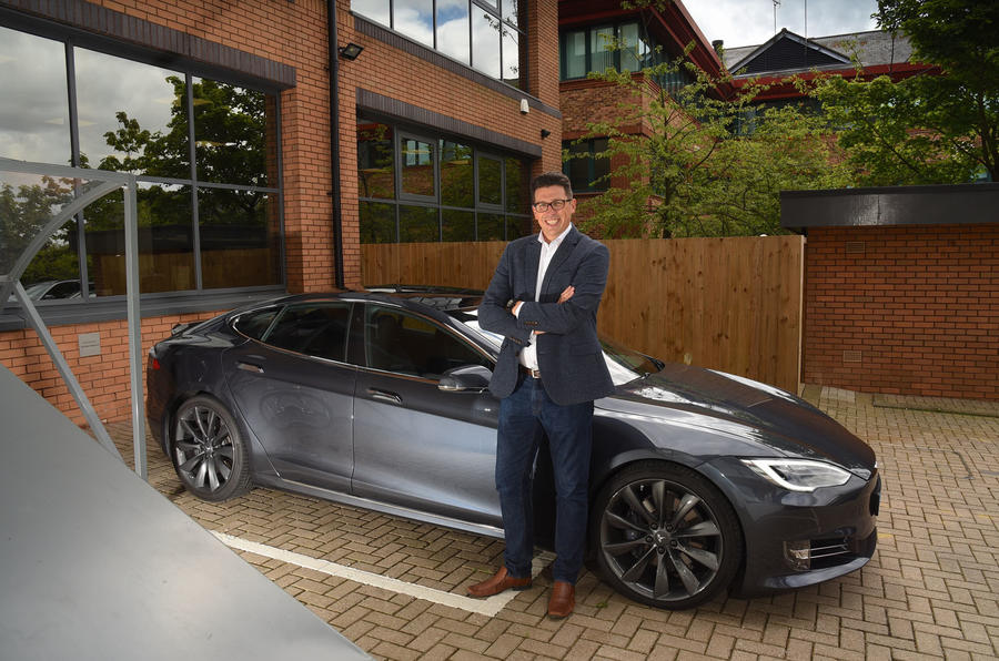 From an Aston Martin to a Tesla Model S
