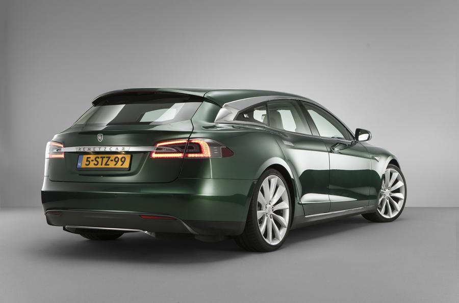 Tesla Model S Shooting Brake