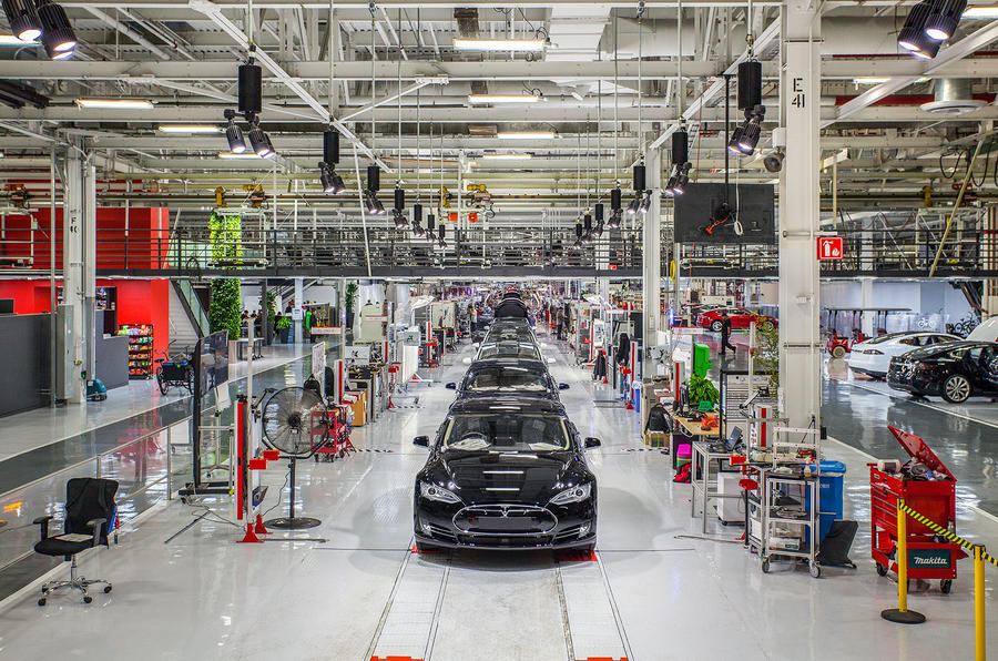 Tesla acquires German engineering company, Grohmann Engineering
