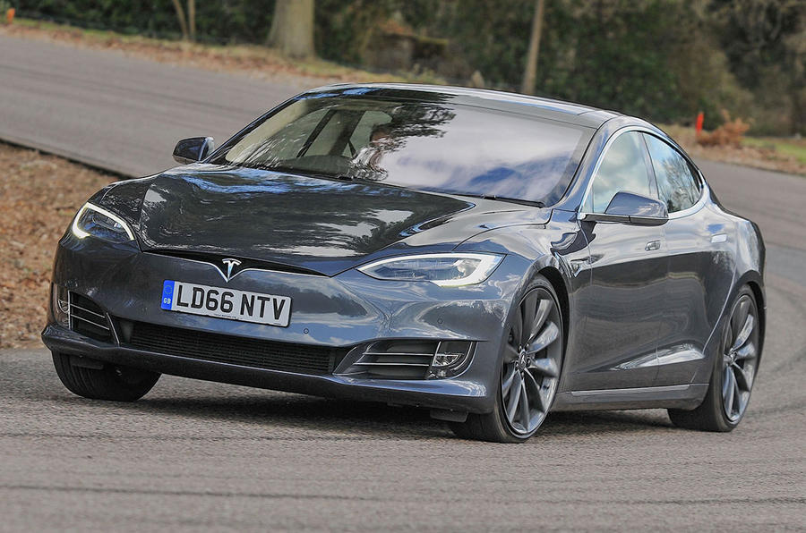 Entry Tesla Model S 75 can now hit 60mph in 4.3sec