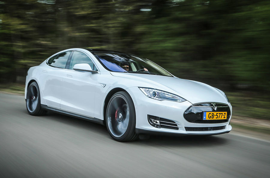 2015 Tesla Model S P85D UK review review | Autocar