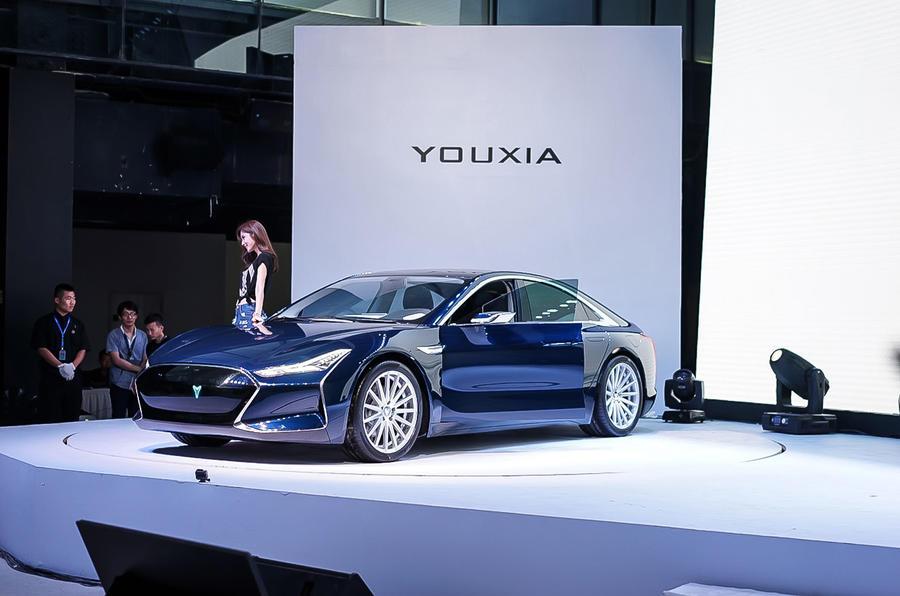 Used Tesla Model S For Sale >> Youxia Ranger X - China's Tesla Model S copycat revealed ...