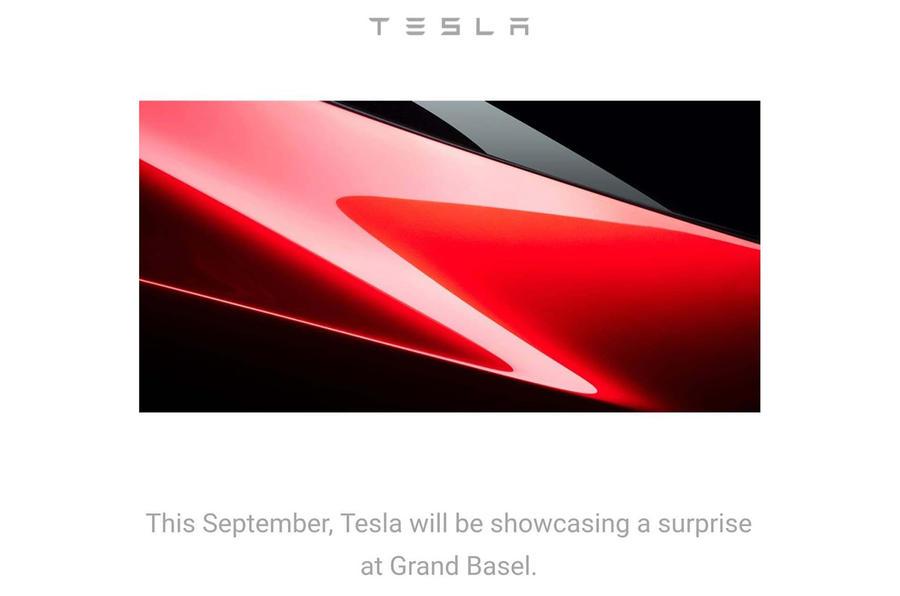 Production 2019 Tesla Roadster to arrive next week