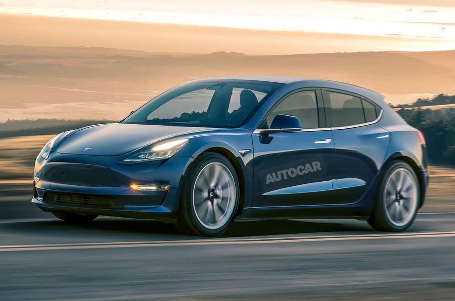 Tesla hatch