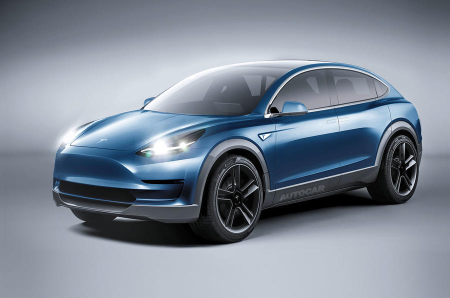 tesla model y to lead ambitious range expansion plans autocar. Black Bedroom Furniture Sets. Home Design Ideas