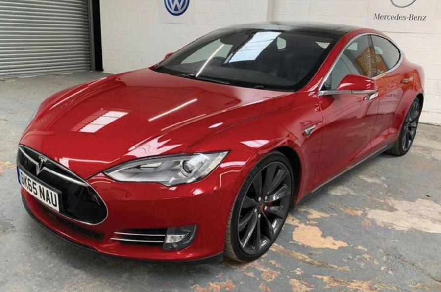 Future classic Tesla P85D