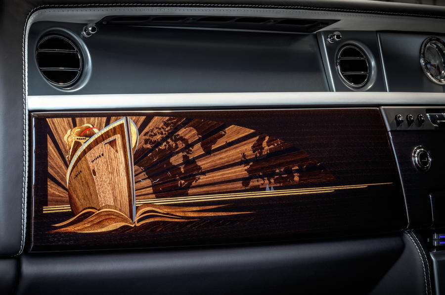 Last Rolls Royce Phantom Vii Produced As One Off Special Autocar