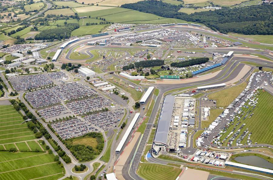Jaguar Land Rover pulls out of bid for Silverstone purchase | Autocar