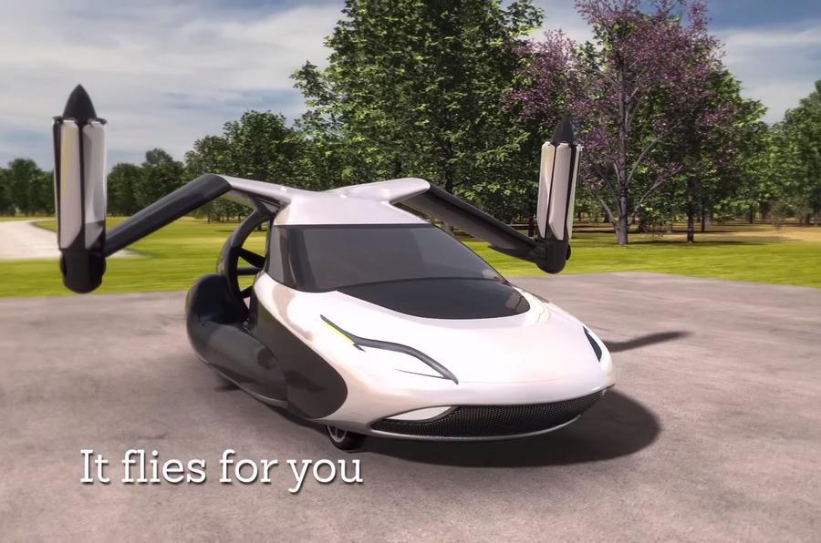 Volkswagen flying car price
