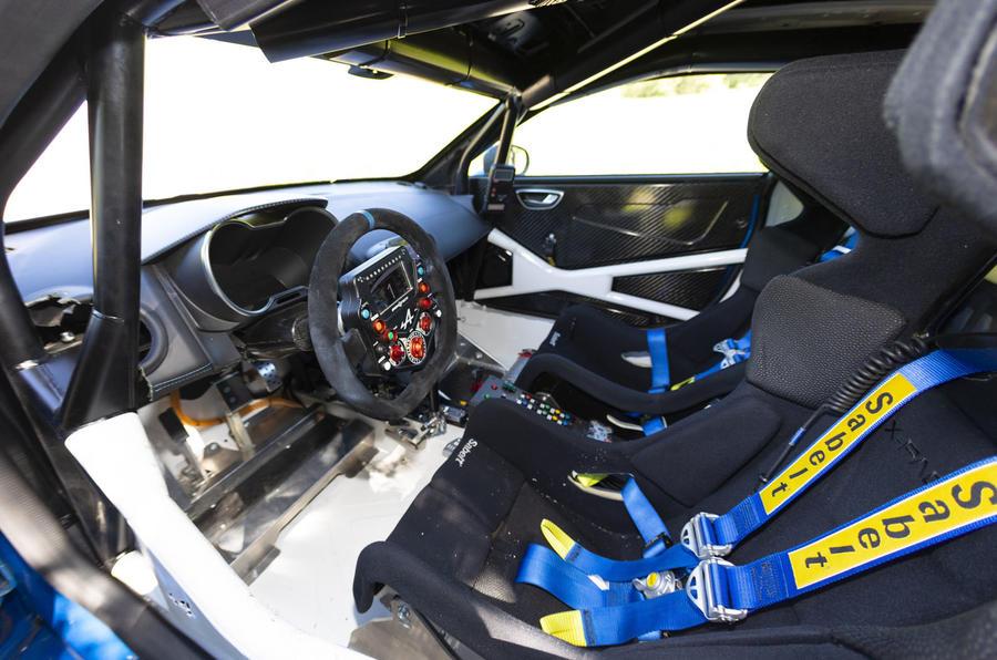 2020 Alpine A110 Rally - interior