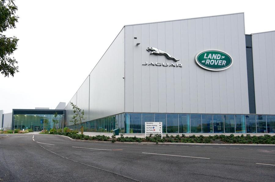 JLR engine manufacturing
