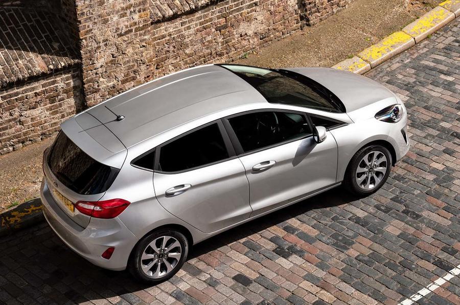 Ford Fiesta Trend 1.1