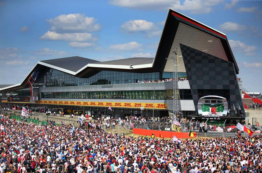The Wing at Silverstone