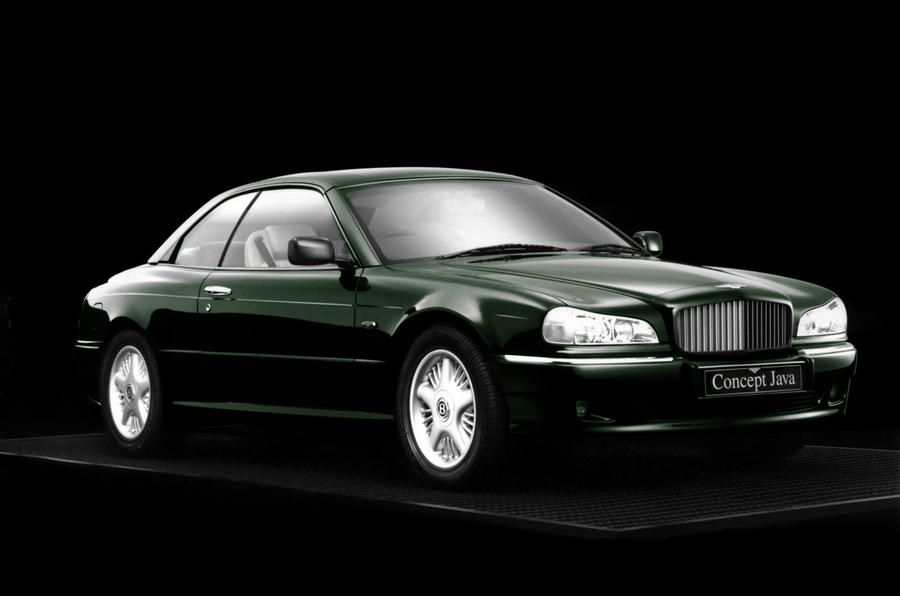 Throwback Thursday - Bentley's Concept Java, 16 March 1994 | Autocar