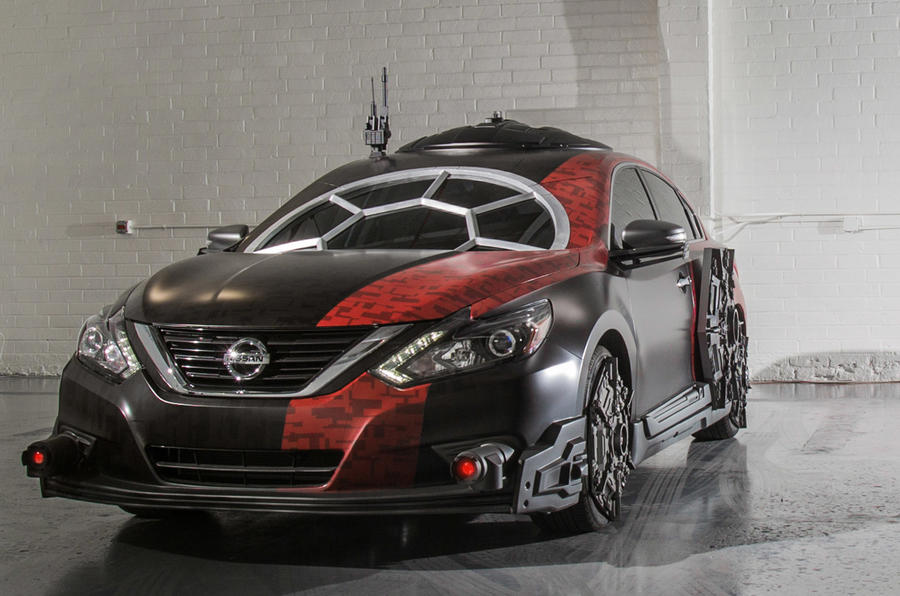 Star Wars Nissan