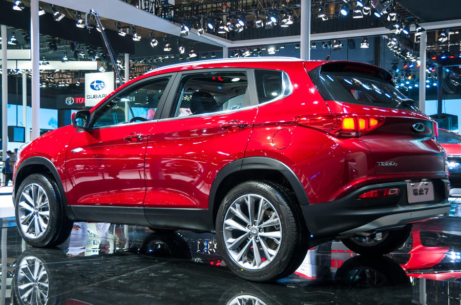The Most Important Chinese Cars Of The Beijing Motor Show Autocar