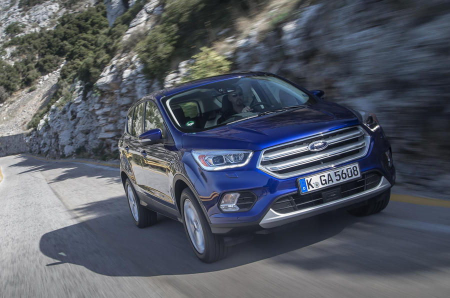 2016 Ford Kuga facelift on sale now from £20,845