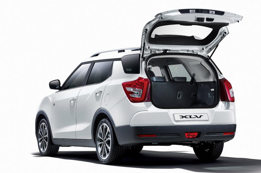 2016 Ssangyong Tivoli Xlv On Sale From 163 18 250 Autocar