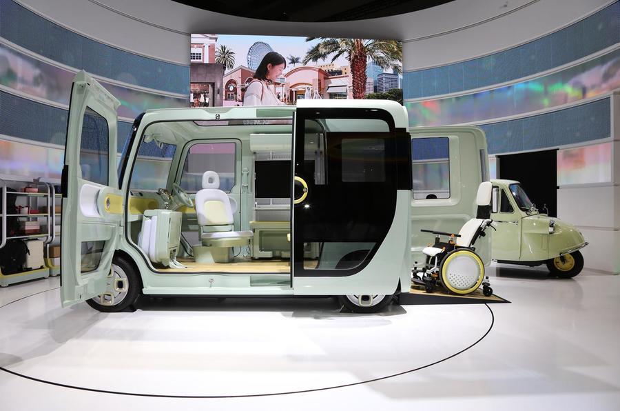 Daihatsu U-Space concept
