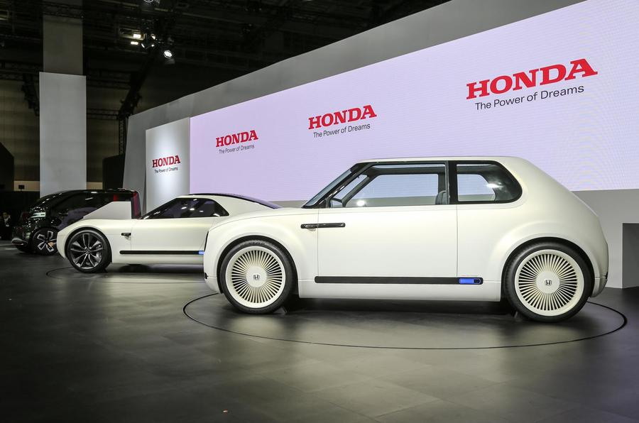 Honda Urban EV and Sports EV concepts