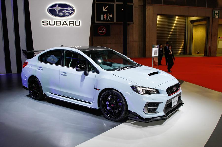 Subaru Wrx Sti S208 Special Edition Is New Range Topper