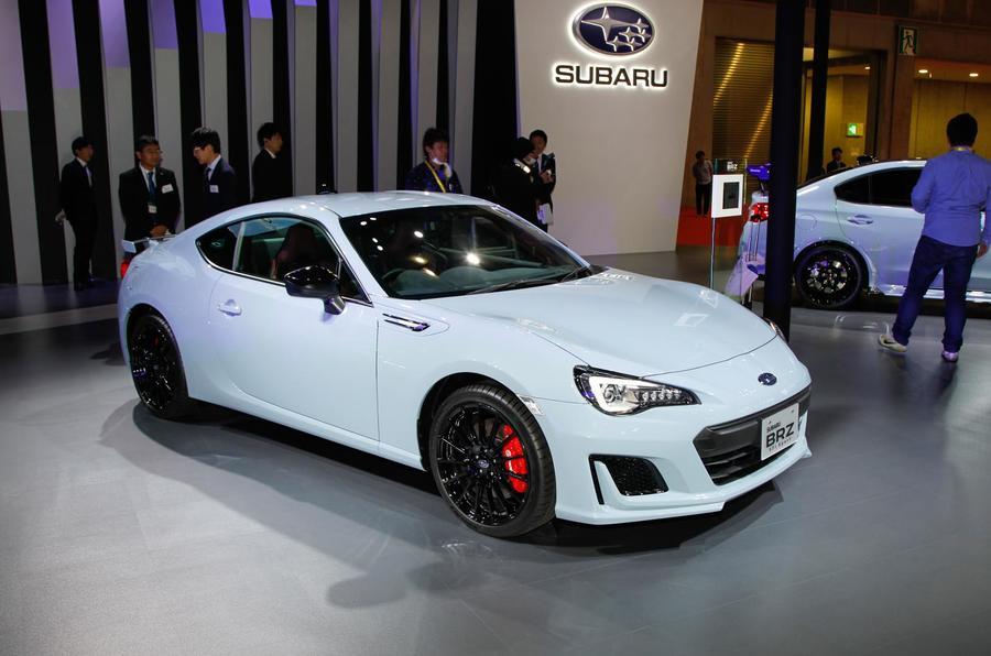 Subaru BRZ STI Sport
