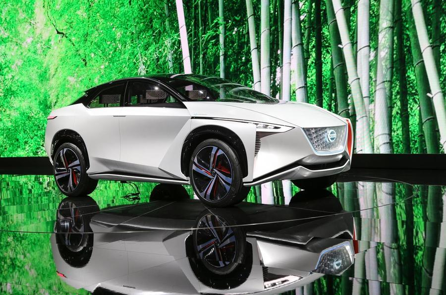 Nissan Leaf Suv Will Be Breakthrough Model That Cracks The