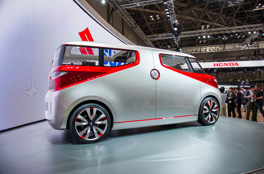 Suzuki Air Triser Concept Has Hints Of Baby Vw Microbus