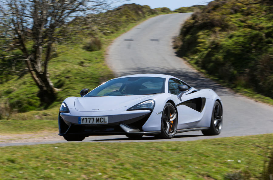 2   MCLAREN 570S: Itu0027s One Thing To Be Able To Deliver A Mid Engined  Supercar With A Carbonfibre Tub For A Price That Many Would Lavish On A  Highly ...
