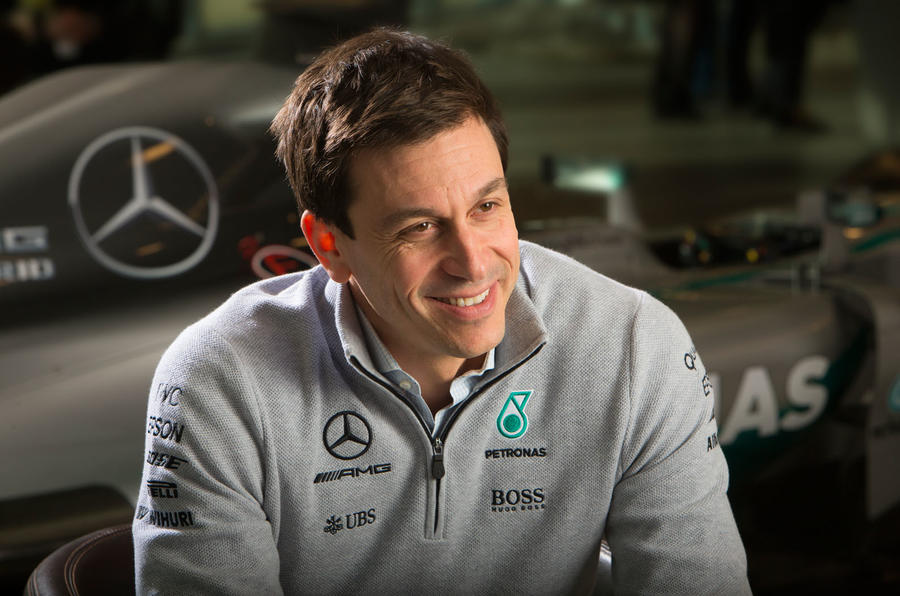 Mercedes F1 boss Toto Wolff on the new rules, Hamilton and the ...