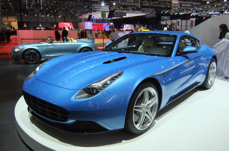 Ferrari F12 Interior >> Touring Superleggera Berlinetta Lusso gets limited production run | Autocar