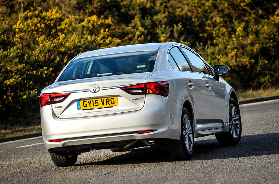 2016 Toyota Avensis 2 0 D 4d Business Edition Review