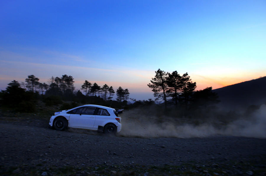 Toyota WRC