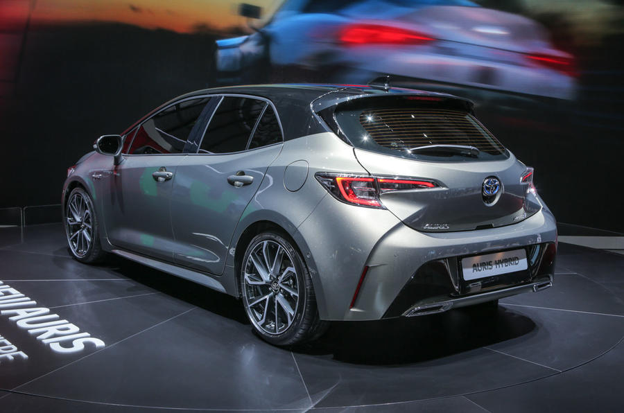 2019 Toyota Corolla Production Commences In Derbyshire Autocar