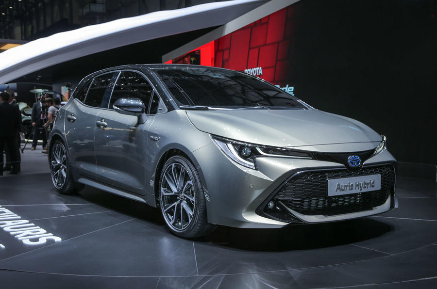 new toyota auris launched with more powerful hybrid autocar. Black Bedroom Furniture Sets. Home Design Ideas