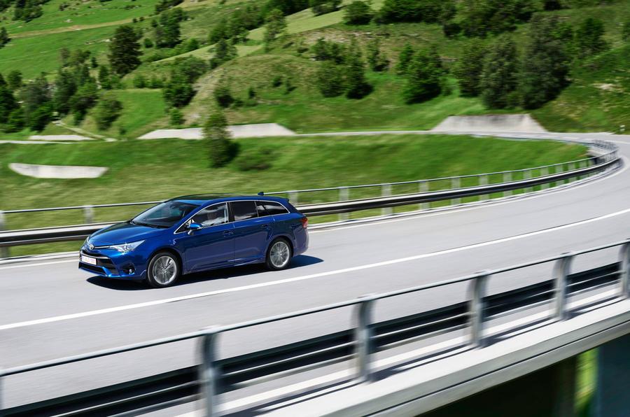 110bhp Toyota Avensis Touring Sports